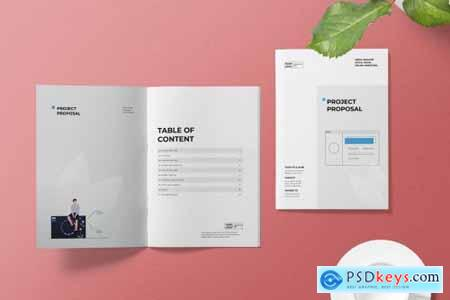 Project Proposal Template 4579387