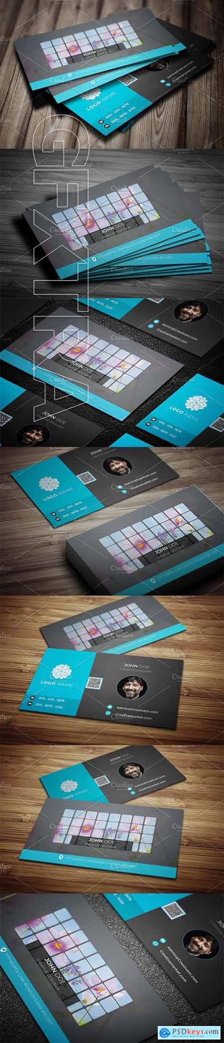 Photography Business Card V2 4512359