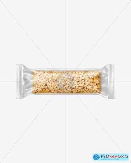 Muesli Snack Bar Mockup 55872