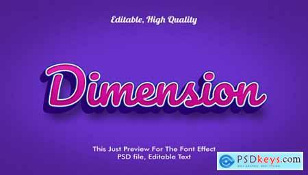 3D Text Style psd Bundle 1