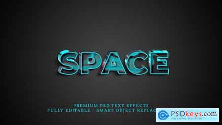 3D Text Style PSD Bundle 5