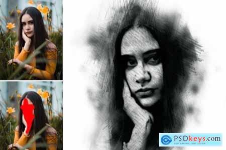 Pencil Sketch 4452103