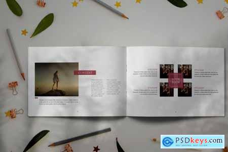 Modern Indesign Brochure Template 4595337