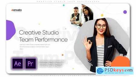Creative Studio Team Performance 25766152