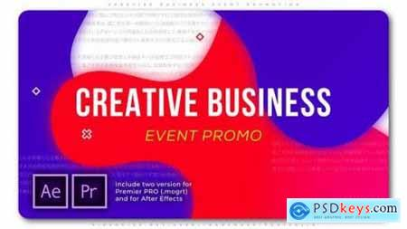 Creative Business Event Promotion 25766147