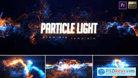 Particle Light Premiere Pro 25771038