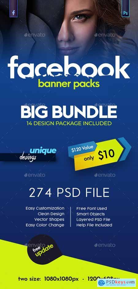 Facebook Banner Bundle 24363761
