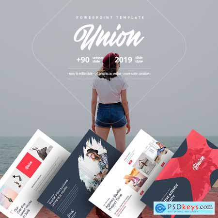 Union Pitch Deck Template 23267041