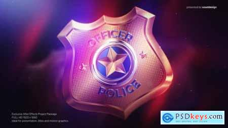 Police Badge Opener 25783118