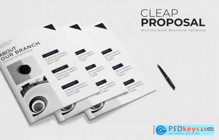 Cleap Brochure Template