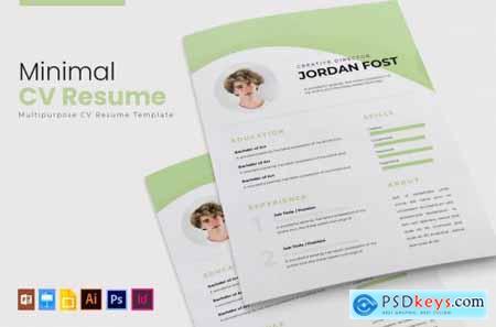 Creavy CV & Resume