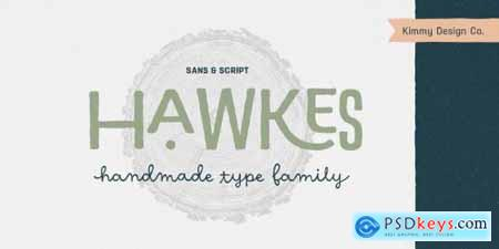 Hawkes Complete Family