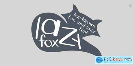 Lazy Fox Regular