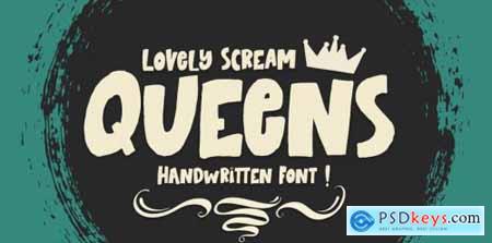 Lovely Scream Queens Regular