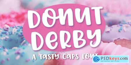 Donut Derby Regular