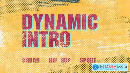 Dynamic Brush Intro 23448070