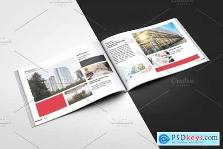 Architecture Portfolio Brochure V968 4388185