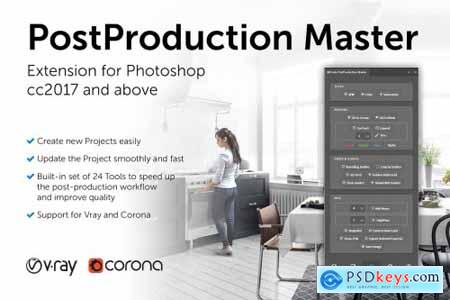 PostProduction Master 4536680