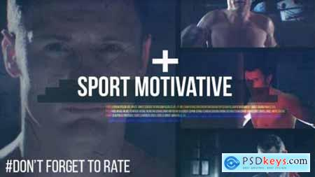 Videohive Sport Motivative Dynamic Glitch 11724733