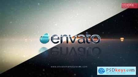 Videohive Simple Dark and Light Logo Reveal 8783189