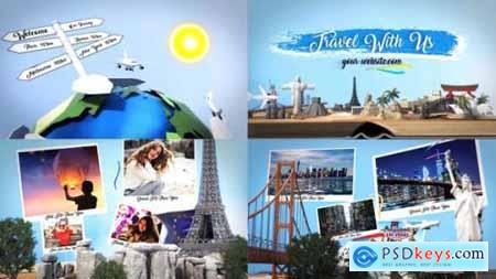 Videohive Travel With Us 22656283