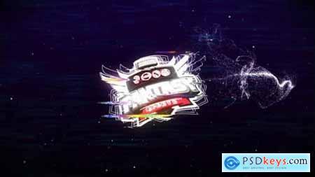 Videohive Fast Glitch Logo 25696734