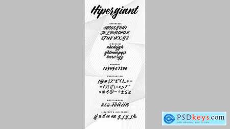 Hipergiant Script