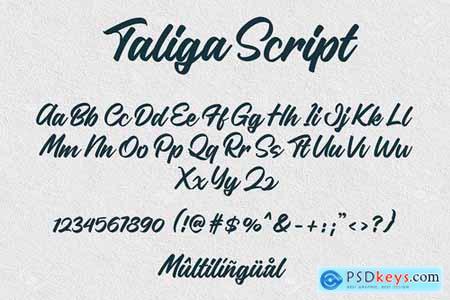 Taliga Script