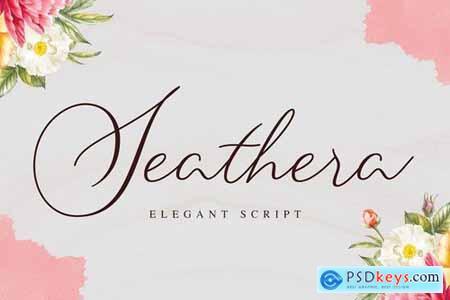Seathera - Elegant Script