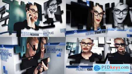Dynamic Video Wall 21876313