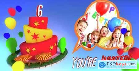 Videohive My Birthday Party 15102357