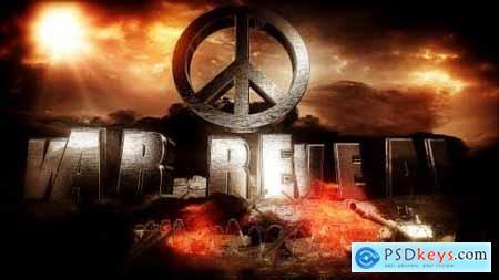 Videohive War Reveal 7770808