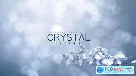 Videohive Crystal Titles 21223616