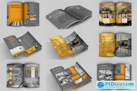 Brochure Corporate Multipurpose 4604835