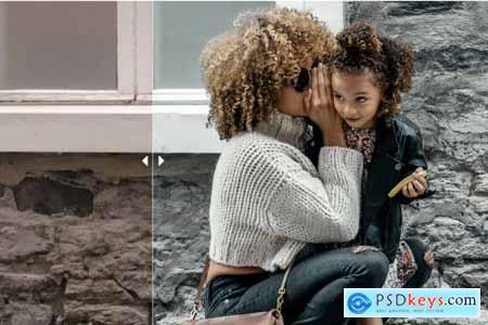 Lightroom Portait Presets (XMP+DNG) 4462596