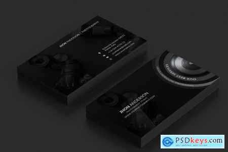 Photography Business Card 4535251