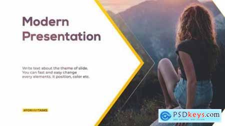 Videohive Modern Style Presentation 24643697
