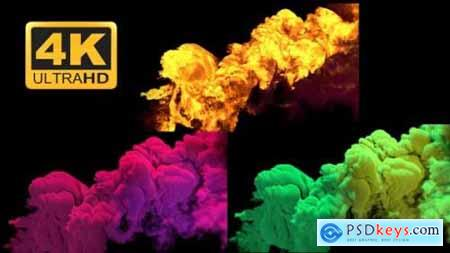 Videohive Smoke Pack 23586462