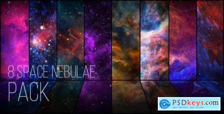 Space Nebulae Pack 17663547