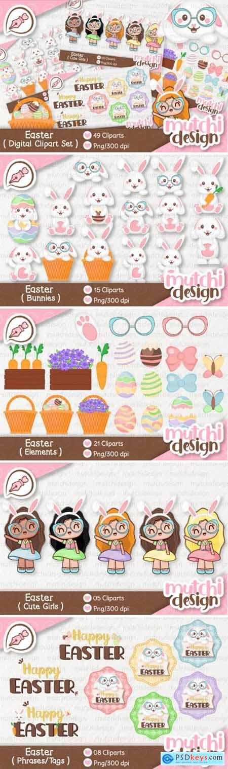 Easter Complete Cute Kit 2999326