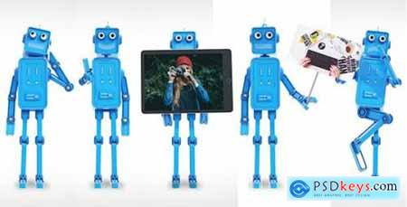 Videohive Funny Robot Character Animation Toolkit 18056853