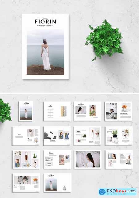 Fashion Magazine - [code YP]