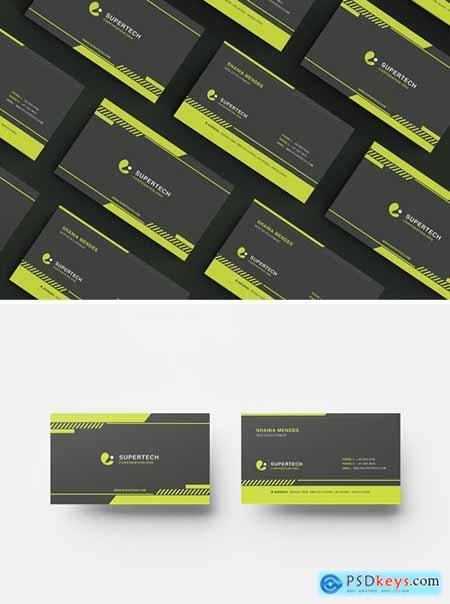 Business Card K6VX546