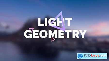 Light Geometry Titles Pack 17015092