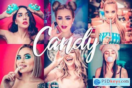 10 Lightroom Presets - Candy 3814103