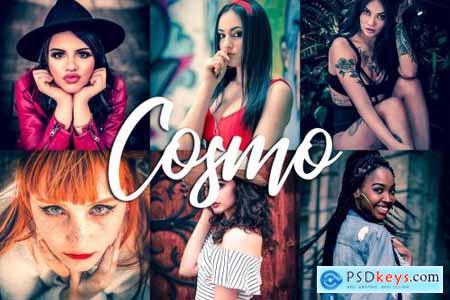 10 Lightroom Presets - Cosmo 3814122