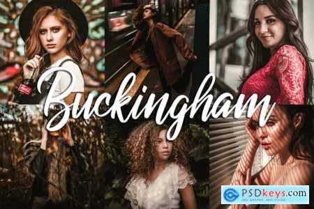 10 Lightroom Presets - Buckingham 3810886