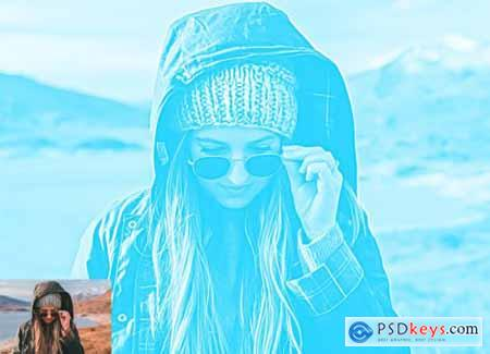 Duotone Photoshop Action 4583597