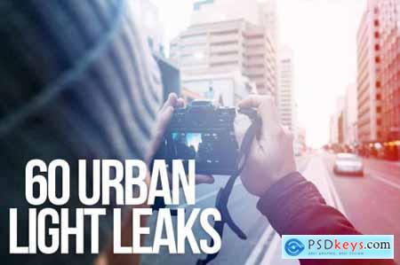 60 Urban Light Leaks