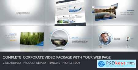 Web Corporate Package 7053742
